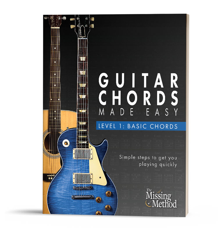 Guitar Chords Made Easy 1